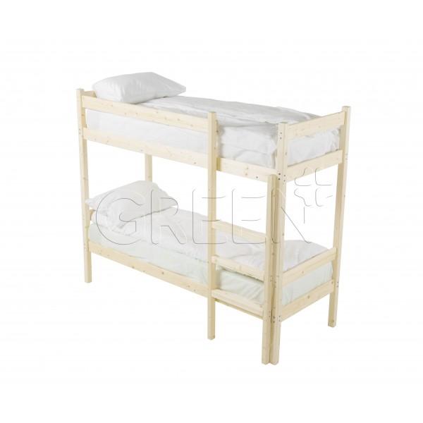 Кровать двухъярусная Т2 90х200 Mebel Green