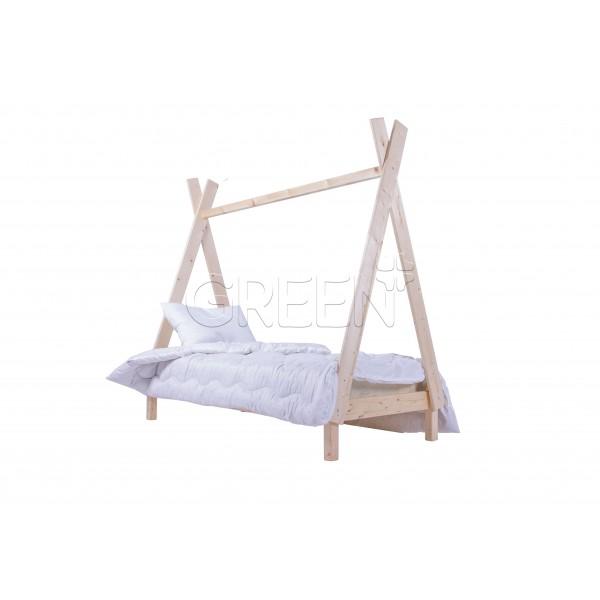 Детская кровать Вигвам 70х160 фото