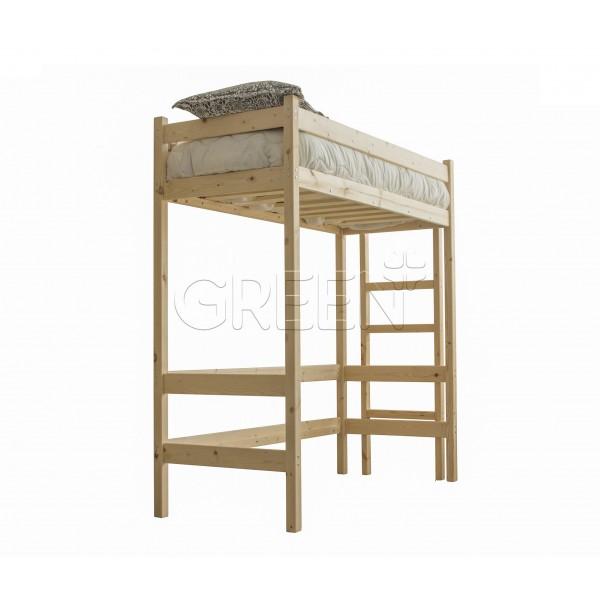 Кровать - чердак 70х190 фото