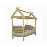 Детская кровать Избушка 70х160