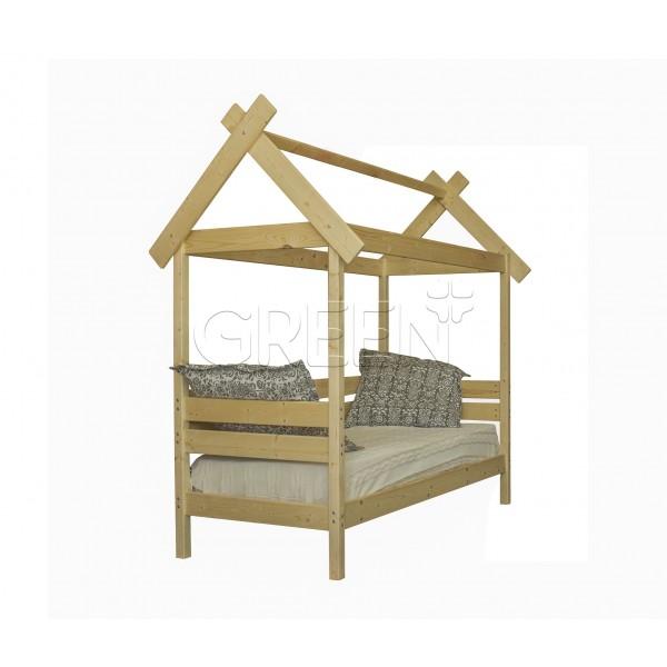 Детская кровать Избушка 80х160