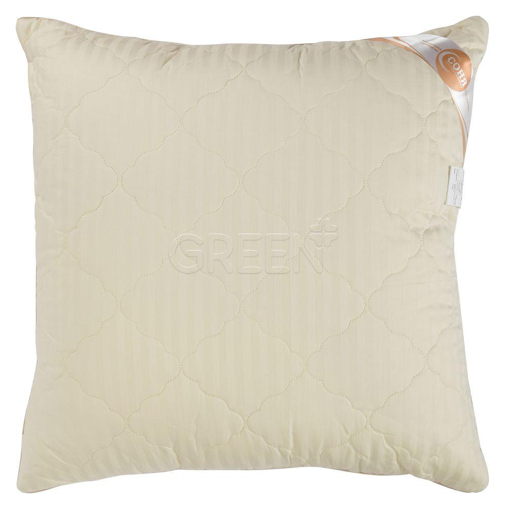 Подушка меринос премиум 70х70