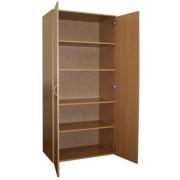 Закрытый шкаф для одежды Т3