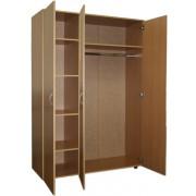 Шкаф трехствочатый комбинированный