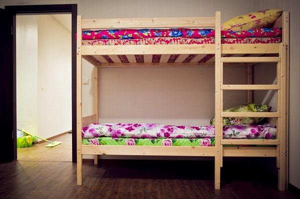Двухъярусная кровать купить в магазине