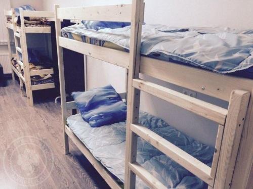 Купить двухъярусные кровати для хостела